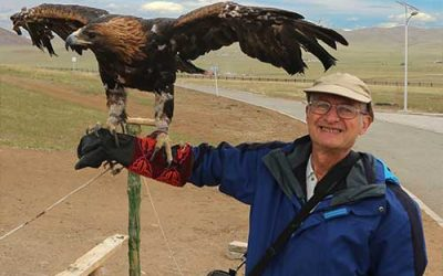 The Golden Eagle and Me